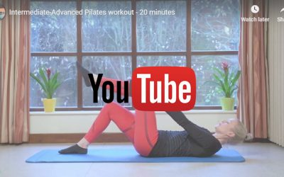 VIDEO – Beginners Pilates