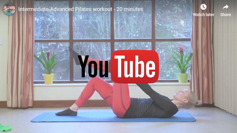 VIDEO – Beginners Pilates